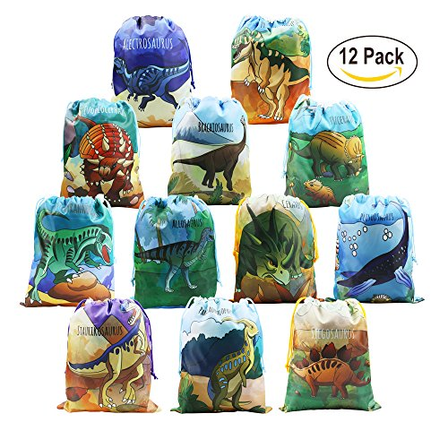 Dinosaur Gift Bag Ideas - 2