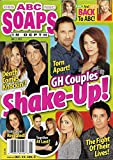 Rebecca Budig & Michael Easton l Roger Howarth & Rebecca Herbst (General Hospital Couples Shake-Up!) - January 2, 2017 ABC Soaps In Depth Magazine