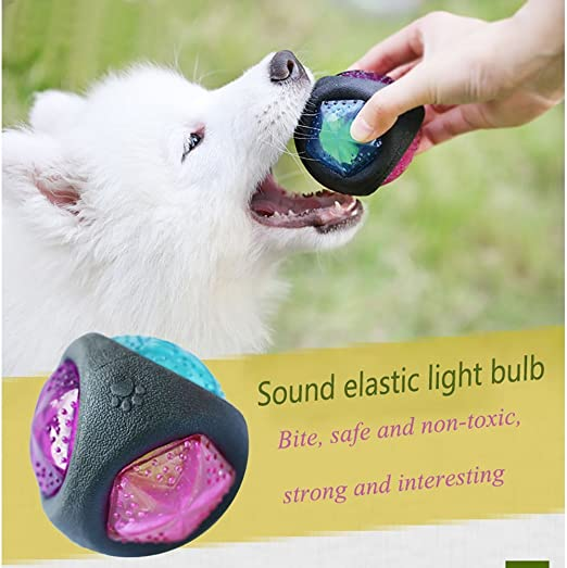 SZRWD Juguete de entrenamiento para mascotas, pelota de juguete ...