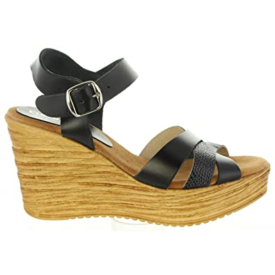 Cumbia 30551 Azul - Chaussures Sandale Femme