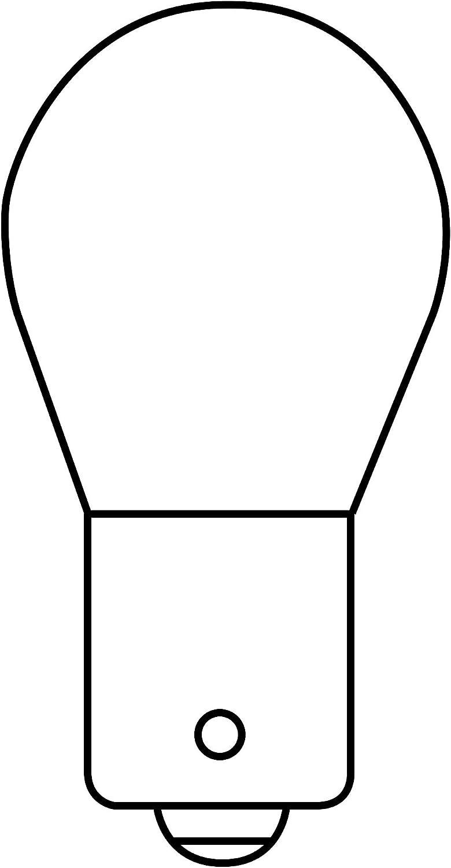 GE Lighting Miniature Lamp, 199, 29W, S8, 13V