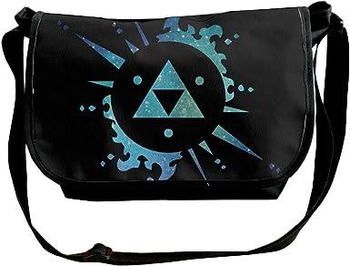 Personalised Shoulder Bag Customised Bag Image Photo Logo on a Messenger Bag