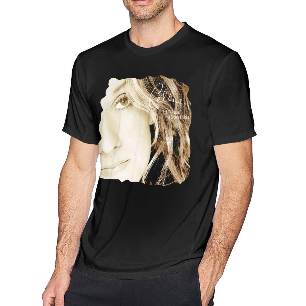 Superlee Celine Dion S Classic T Shirt Black
