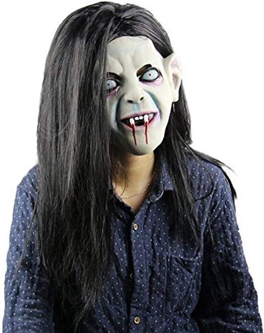 HU Accesorios de Fiesta de Disfraces de Terror de Halloween ...