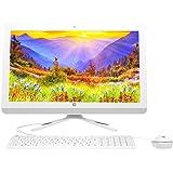 HP 20-c013w All-in-One PC J3060 1.60GHz 4GB RAM 500GB HDD Windows10 - White