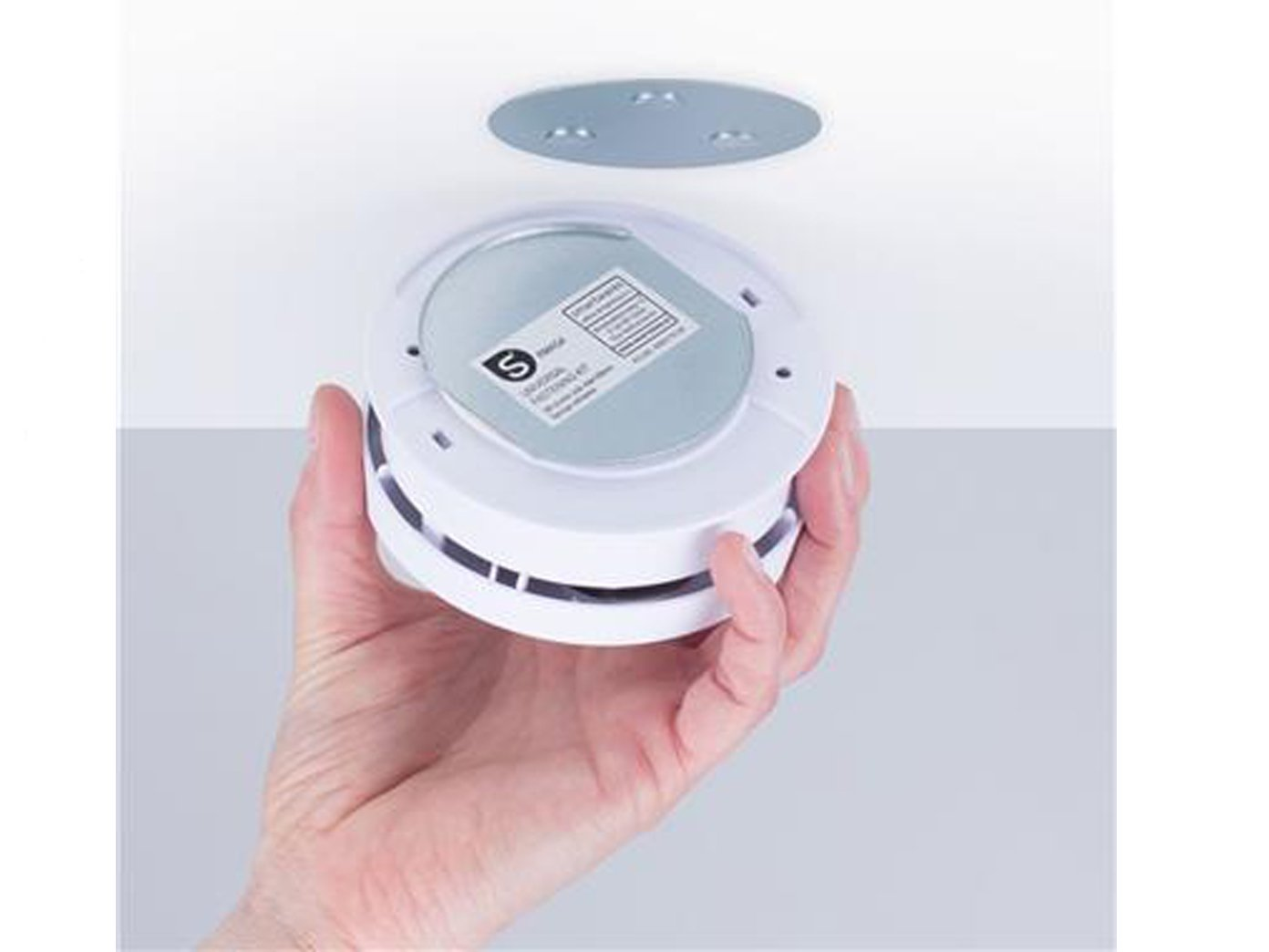 Smartwares Detector de Humo Juego con fijación magnético, 85dB Alarma para fiable Protección contra Incendios: Amazon.es: Bricolaje y herramientas
