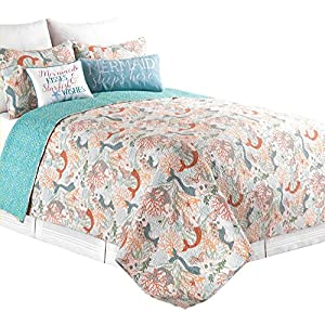 61TpRr4-2-L._SS300_ 200+ Coastal Bedding Sets and Beach Bedding Sets