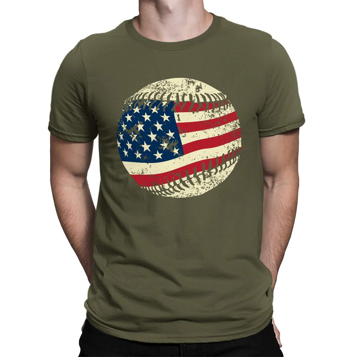 Apparel Vintage American Baseball S T Shirt