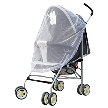 Awe Inspiring Efaster Baby Mosquito Insect Net Infant Mosquito Fly Insect Net Mesh Buggy Cover For Strollers Car Seats Cradles Pushchair Pram Most Cribs Bassinets Gmtry Best Dining Table And Chair Ideas Images Gmtryco