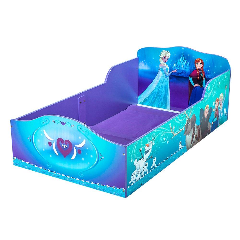 [ デルタ ] DELTA 子供用ベッド トドラーベッド BB86909FZ フローズン WOOD TODDLER BED Frozen 子ども用 キッズ 子供部屋 【数量限定Rainbow Loomの特典付】 [並行輸入品]  フローズン B06XS9VQNV