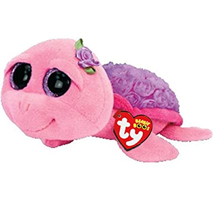 JEWH Ty Beanie Boos - Plush Toy (Owl, Panther, Penguin, Dog,