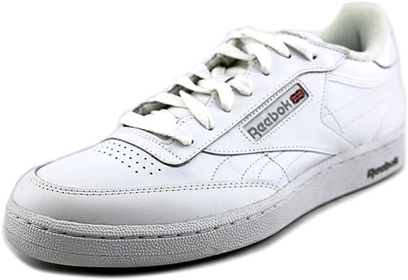 Club C Wide 2E Tennis Shoes White Size