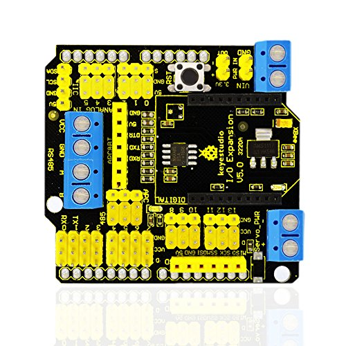 KEYESTUDIO Xbee Sensor Shield V5 with RS485 BLUEBEE Interface for Arduino