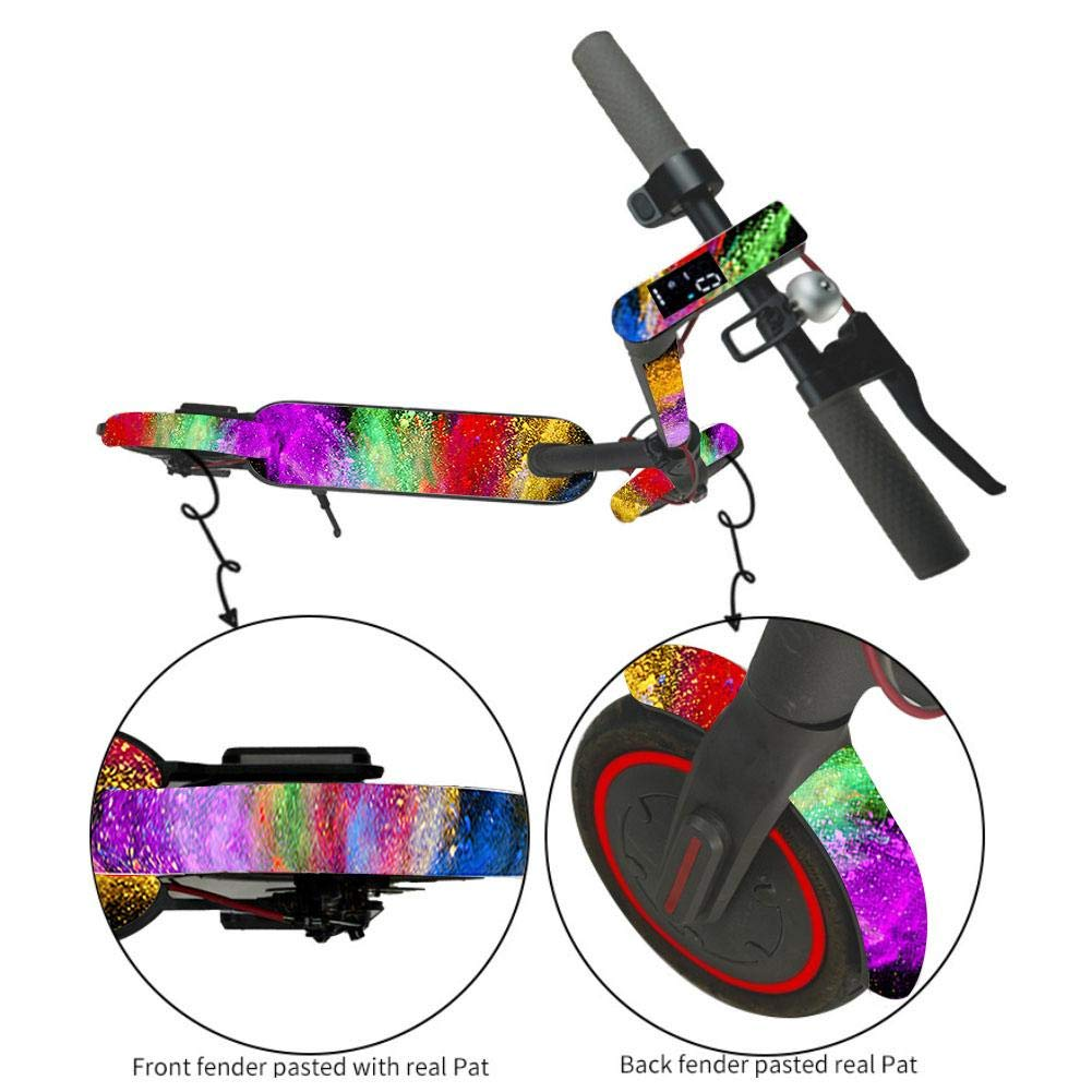Scooter Pad Pegatina Impermeable Scooter Autoadhesivo Grip ...