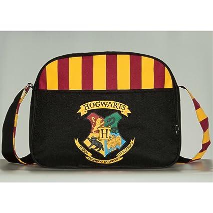 a2a271c87f96 Official licensed Harry potter Hogwarts messenger bag  Amazon.co.uk   Kitchen   Home
