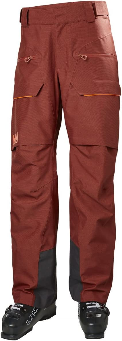 Helly Hansen 65617 Mens Garibaldi Pant 2XL Red Brick