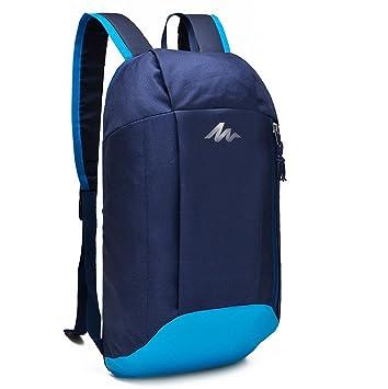 Mochila 10 Liter azul para senderismo, senderismo, ciclismo, excursiones o como mochila para niños apto: Amazon.es: Deportes y aire libre