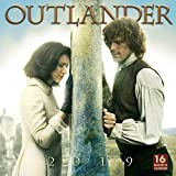 Book cover from Outlander 2019 Wall Calendar by Sellers Publishing