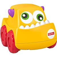 Fisher-Price Infant Infantil Ini Monster Truck - Amarillo 6m-36m Ghb10 Baby Toy