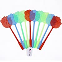 ValueHall Fly Swatter Pest Control, Manual Swats, Multi-Colors, 10 Pack (Color Random) V7022