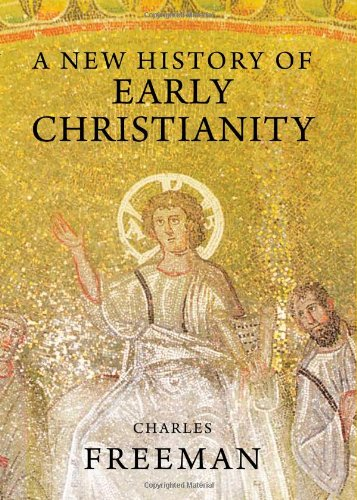 the history of early christianity Buy a new history of early christianity reprint by charles freeman (isbn:  9780300170832) from amazon's book store everyday low prices and free  delivery.