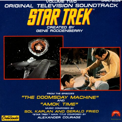 Star Trek: Volume 2 - Doomsday...