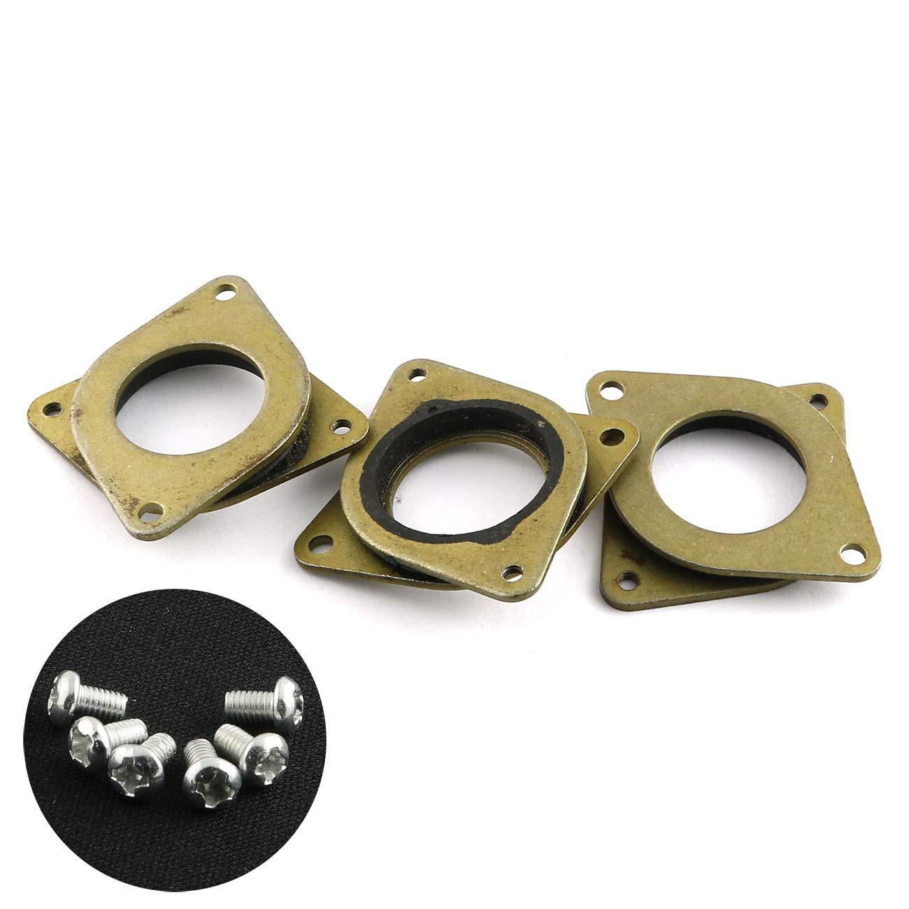 5pcs Shock Absorber Stepper Motor Vibration Damper for 3D Printer Nema17 Stepper