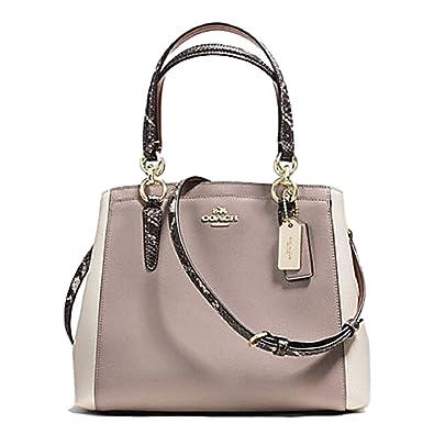 ... Coach Crossgrain Leather Minetta Shoulder Crossbody Bag Imdno ... f593265c5a601