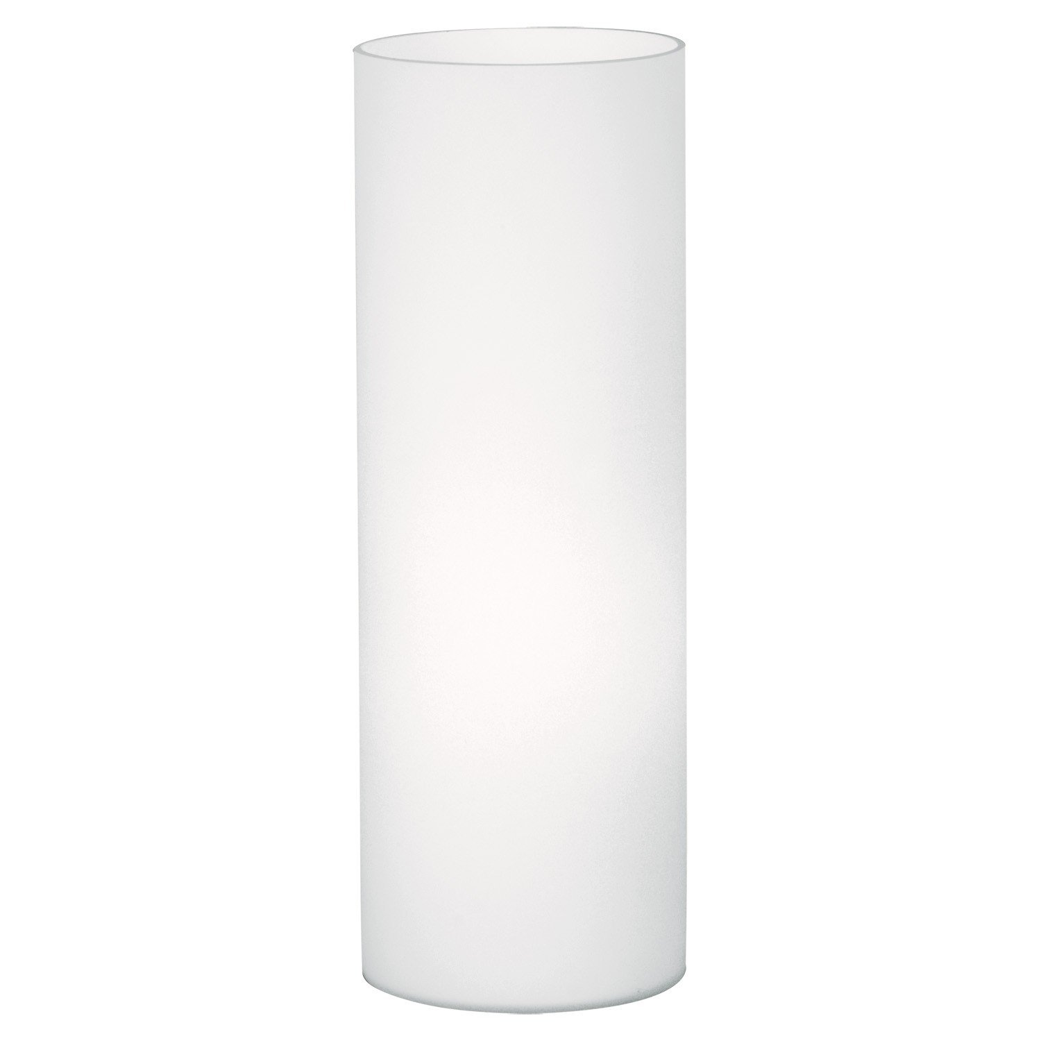 Eglo 93196  Lampe de table, verre, E27, Blanc