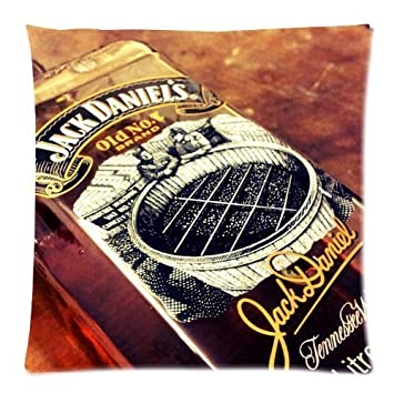 Amazon.com: Botella de whisky DIY Jack Daniels Custom Throw ...