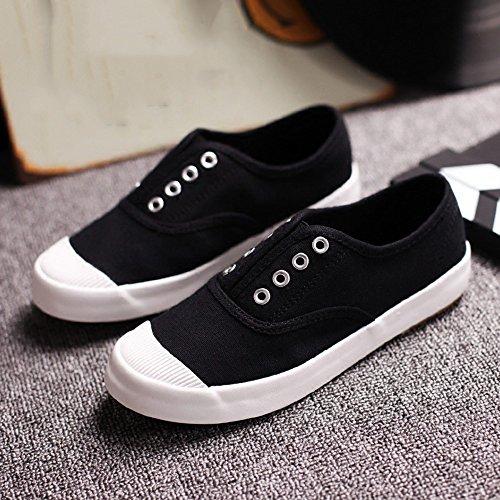 femmes NAN paresseux EU39 chaussures trois de UK6 Mouth Gris pour blanc taille Summer Shallow couleurs Chaussures à Couleur Chaussures CN39 choisir qAwAr0E