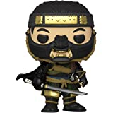 Funko 49041 POP Games: Ghost of Tsushima-Jin Sakai Collectible Toy, Multicolour, 3.75 inches