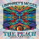 Umphrey'S Mcgee / Peach Music Festival 2016