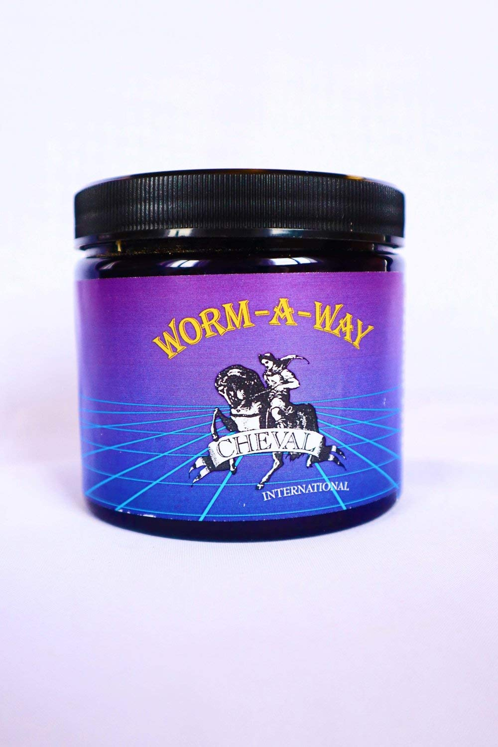 Horse Worm-A-Way Dewormer Naturally by Cheval.