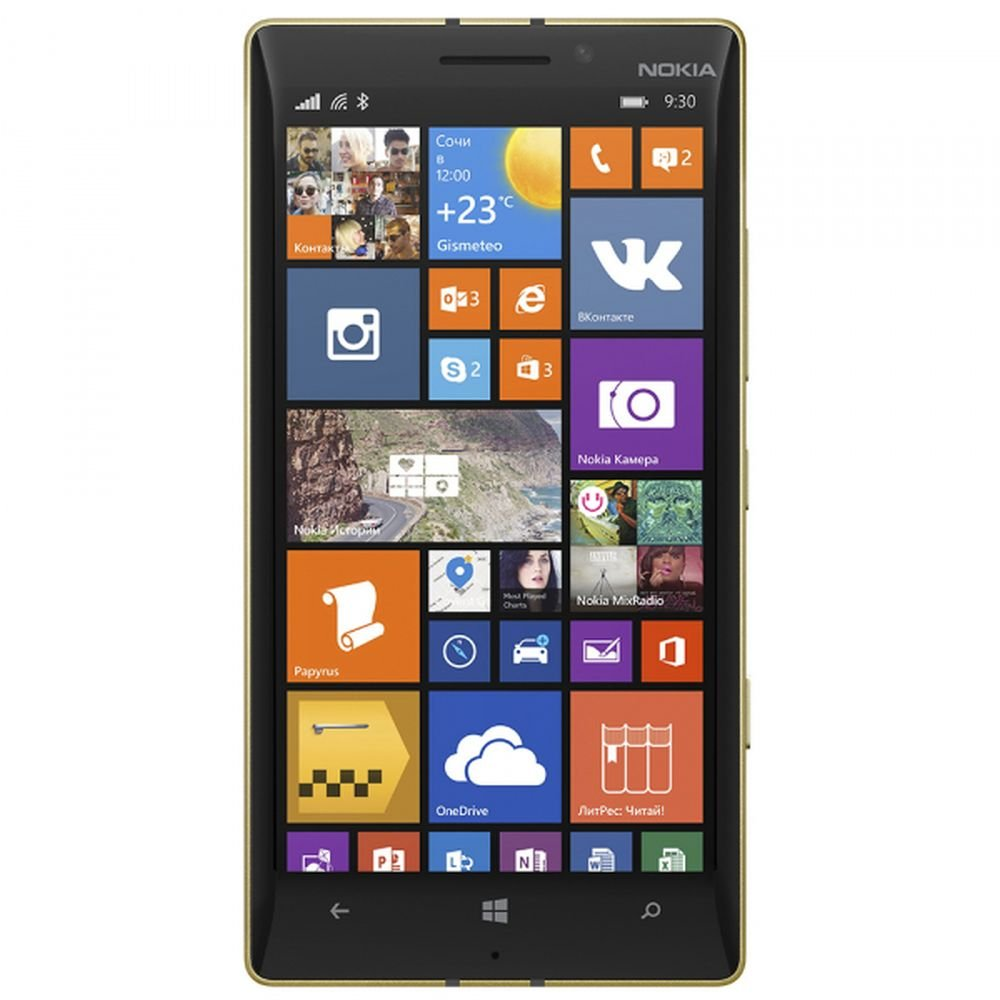Microsoft Lumia 930 Smartphone – Special Edition: Amazon.es ...