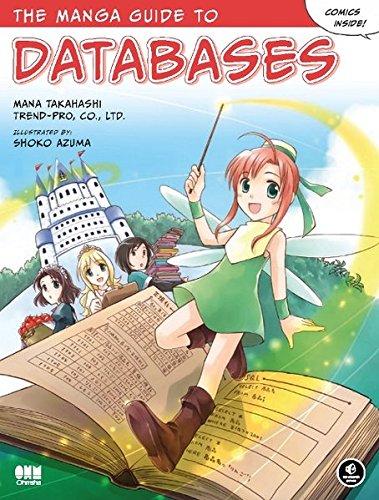 Manga Guide Databases Mana Takahashi product image