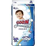 GOO.N 大王 天使系列 纸尿裤 尿不湿 L38片(适合9-14kg )