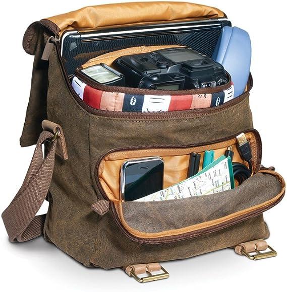 National Geographic NG A2540 - Bolso para cámaras, marrón: Amazon ...