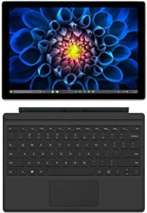 Microsoft Surface Pro 4 (128 GB, 4 GB RAM, Intel Core i5) + Microsoft Type Cover (Renewed)