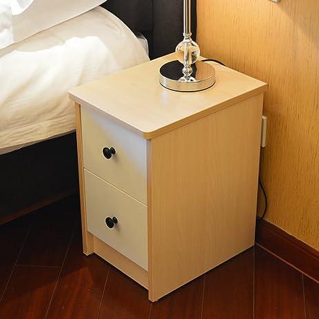 Amazon drawer bedside cabinet mini bedside table small type drawer bedside cabinet mini bedside table small type ultra narrow locker fillet bedside table e watchthetrailerfo