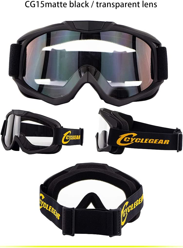 Occhiali da Sole Sportivi Occhialini da Motocross per Classi di Ciclismo DishyKooker gafas Fuori Strada