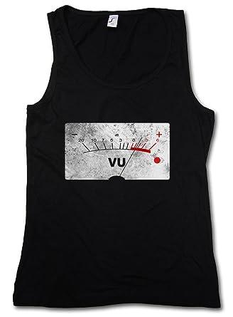 fbfa21f9ed8269 VU Volume Units Meter II Women Tank Top Gym Fitness Training Shirt ...