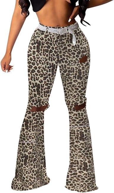 leopard bell jeans