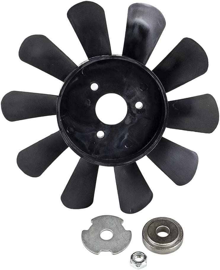 7 Hydraulic Pump Fan Hub Assembly Ferris IS2500Z CE ROPS Series Lawn Mowers OEM