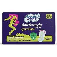Sofy Body Fit Overnight Sanitary Napkins - XXL (350)5P