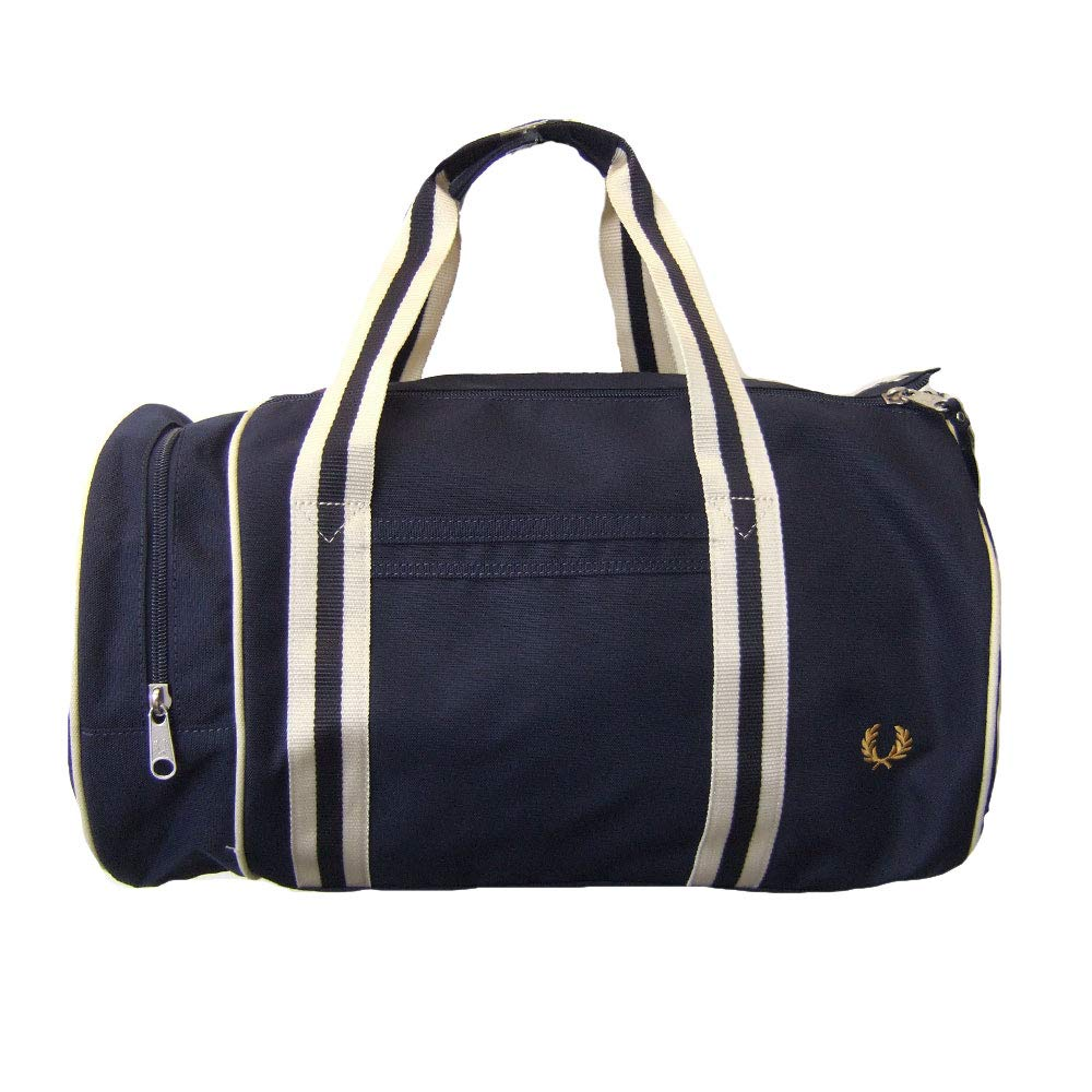 Fred Perry - Twin Tipped Barrel Bag - div. Farben L5400