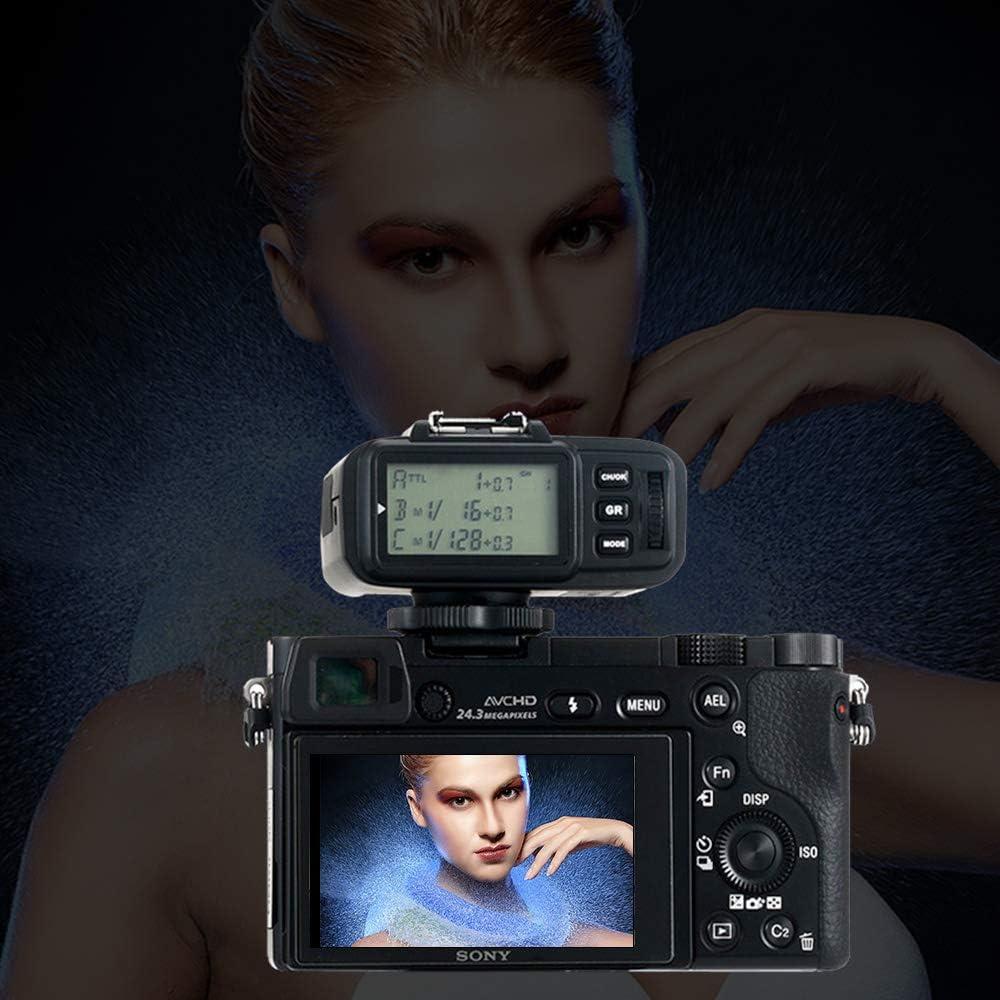 X1T-F Trigger GODOX X1T-F TTL Flash Trigger 2.4G Wireless Transmitter Remote Control High-Speed Sync 1//8000s for Fuji Fujifilm Cameras