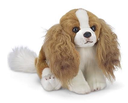 Amazon bearington sadie cavalier king charles spaniel plush bearington sadie cavalier king charles spaniel plush stuffed animal puppy dog 13 altavistaventures Choice Image