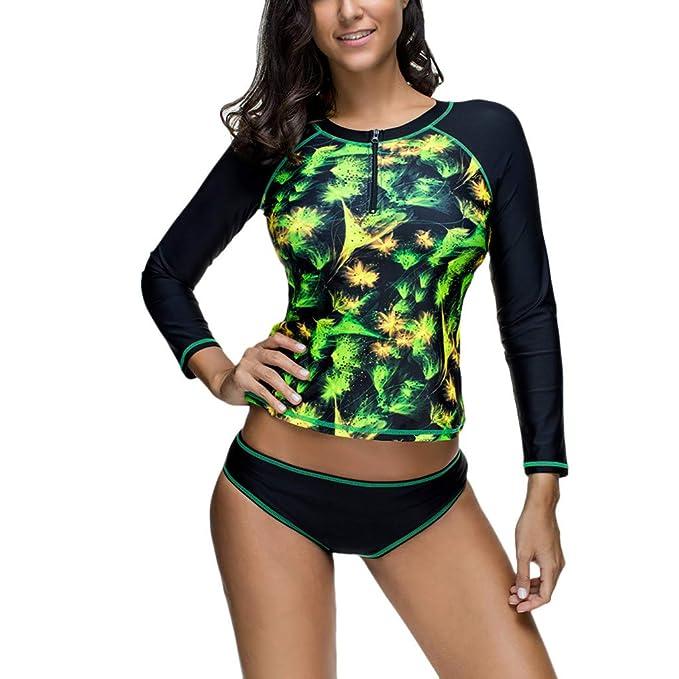 Amazon.com: justHIGH Bikinis - Bañador para mujer con ...