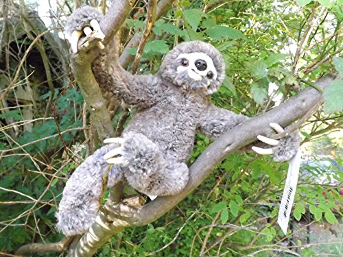 Plush-Toy-Sloth-11-Soft-and-Cuddly-Stuffed-Animal-Sloth